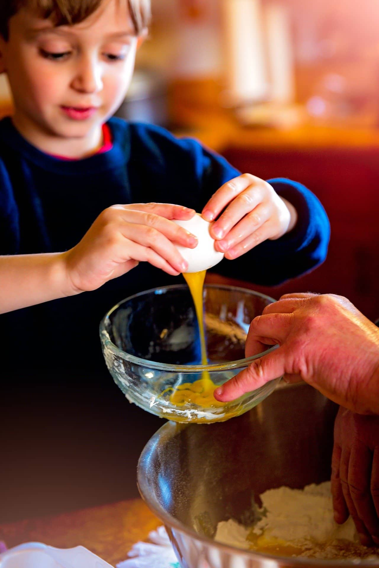 Feeding A Picky Eater Sweet Humble Home - Help in the kitchen