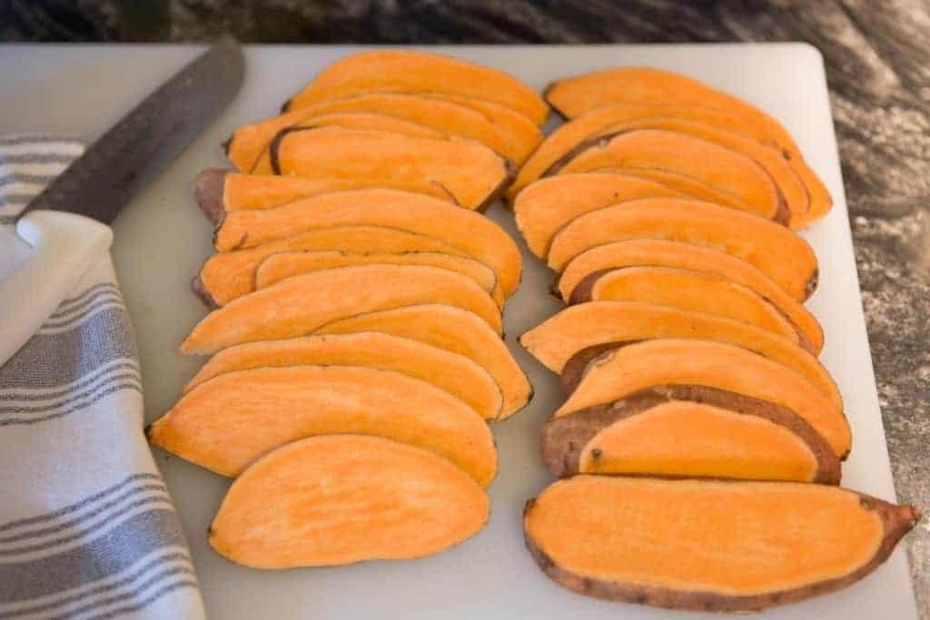 Sweet Humble Home Sweet Potato Toasts