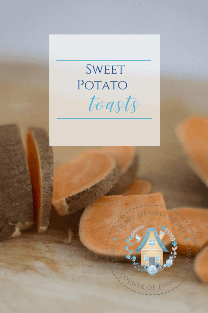 Sweet Potato Toast Recipe