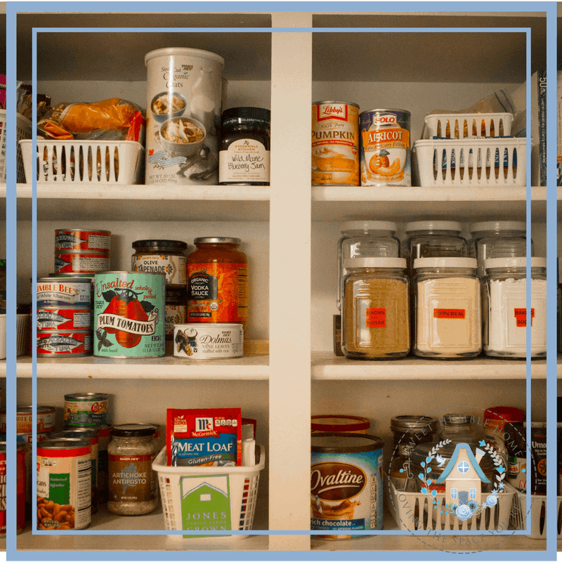Cabinet is Pantry 2 Sweet Humble Home