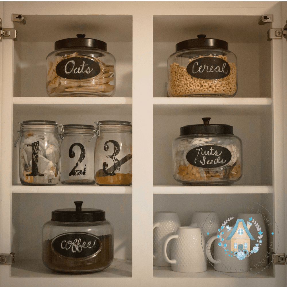 sweet humble home coffee center
