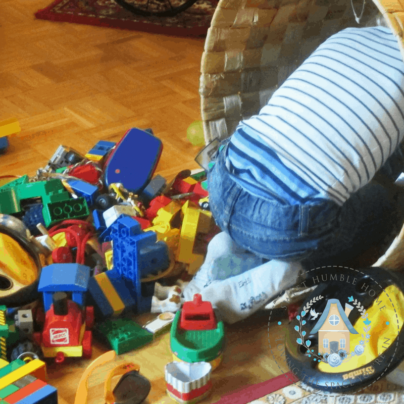 Tips for Organizing With Kids Sweet Humble Home