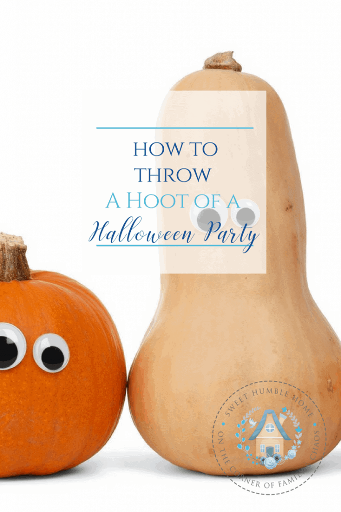How To Throw A Hoot Of A Halloween Party