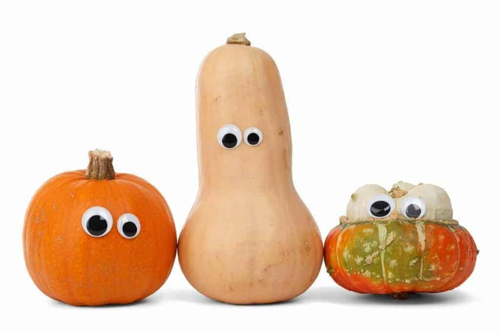 Pumpkin Decorating the Easy Way - Sweet Humble Home