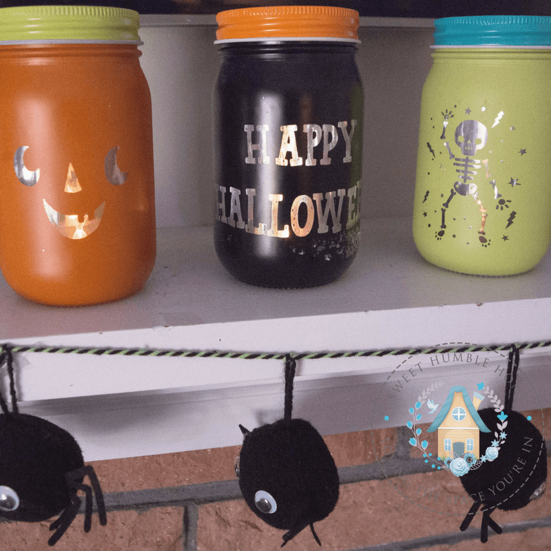 How To Throw A Halloween Party Without A Scare In Sight - Sweet Humble Home
