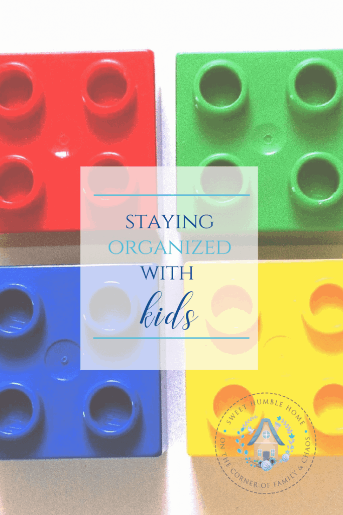 Staying Organized with Kids