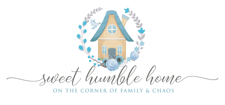 Sweet Humble Home - On the Corner of Family & Chaos