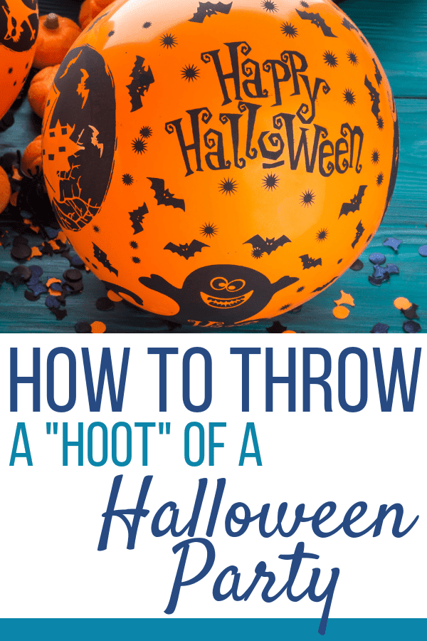 Looking for the best Halloween Party Ideas? Here's how to throw a Halloween Party with lots of party fun for kids at home, on a budget! A guide for how to throw the best parties! #halloween, #halloweenparty, #kidshalloween, #howtohalloween, #partyideas