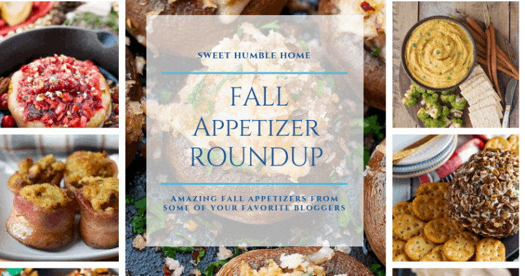 Fall Appetizer Roundup