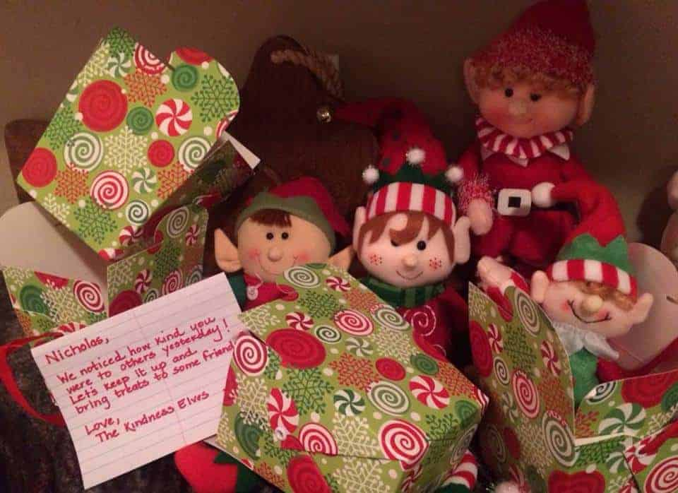 Spreading Kindness During the Holidays - The Traditions in Our Home - Sweet Humble Home
