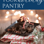 What you need to prep your pantry for the holiday season.