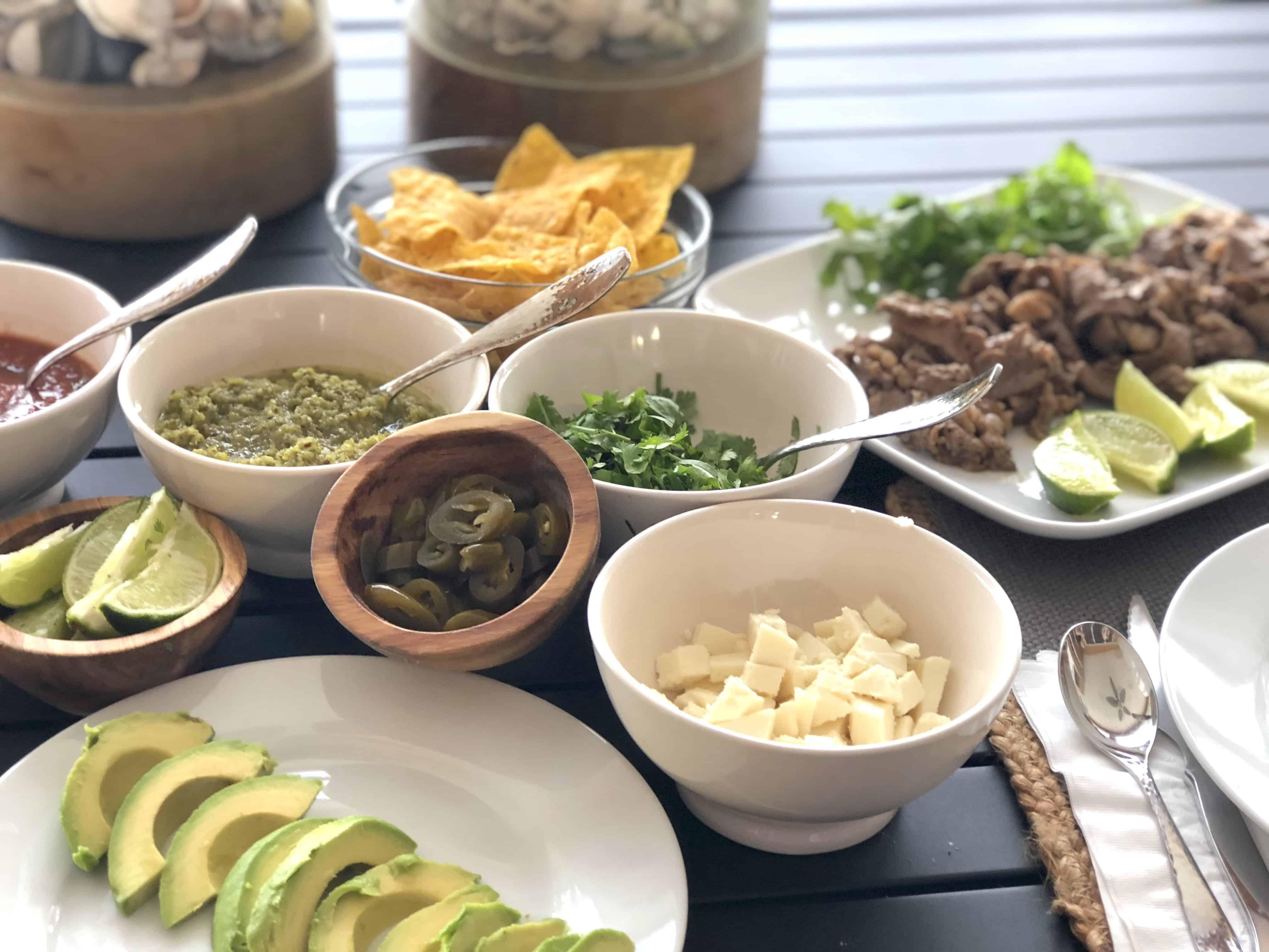 Easy Ribeye Steak Tacos - Sweet Humble Home