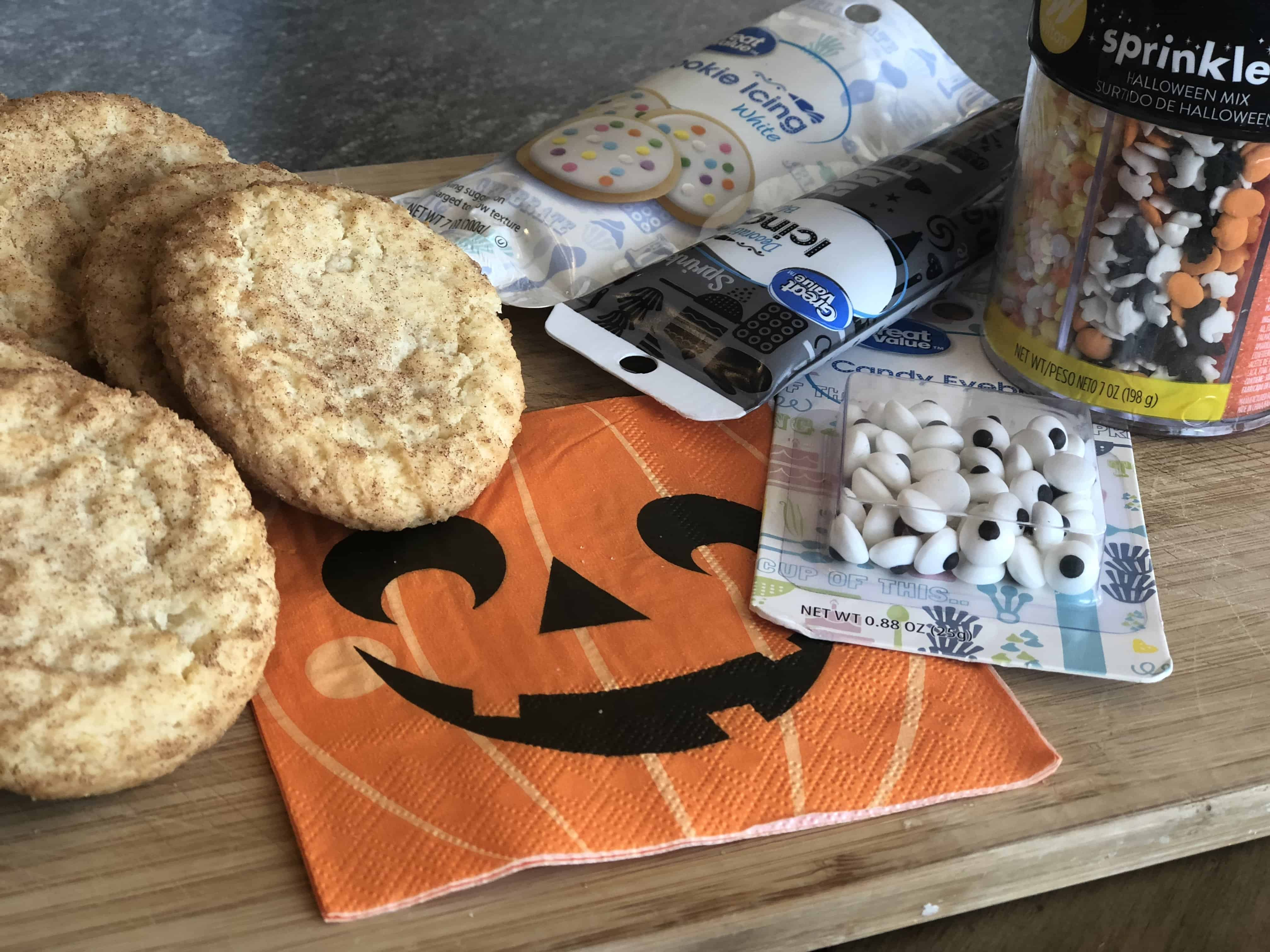 Easy Halloween Cookie Treats to make with your kids! Sweet Humble Home