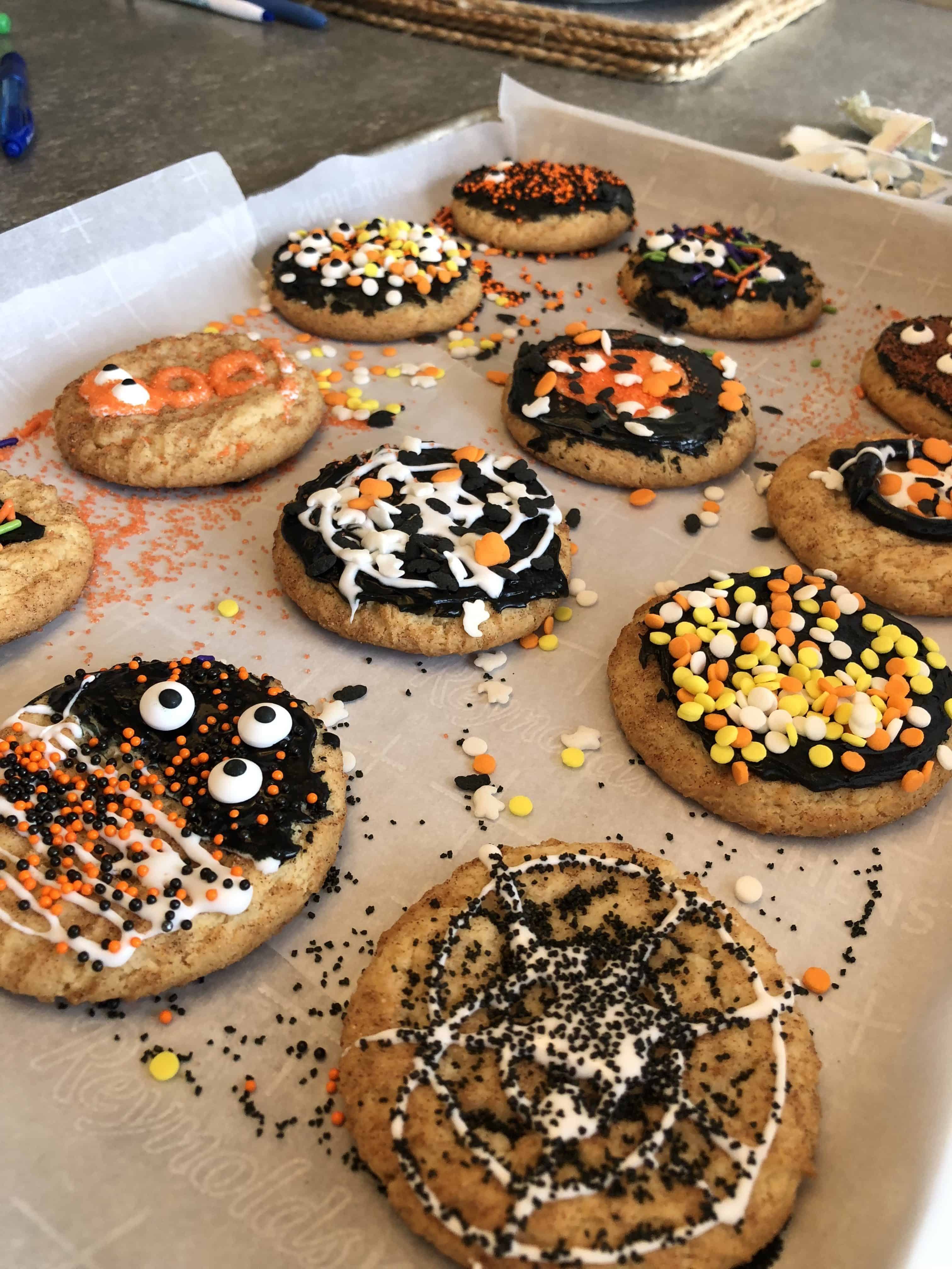 Halloween Party Food for Kids - Sweet Humble Home