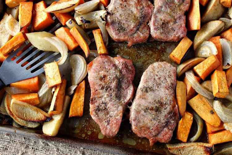 Sweet Humble Home Fall Sheet Pan Dinner Roundup - with Renee at Kudos Kitchen by Renee