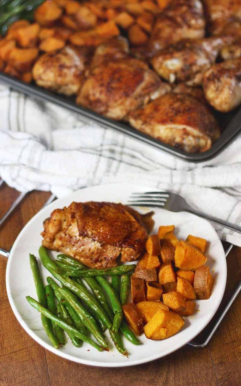 Sweet Humble Home Fall Sheet Pan Dinner Roundup - with TaKenya at Kenyarae