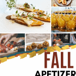 Easy Fall Appetizer roundup for fall - recipes from our favorite blogs!