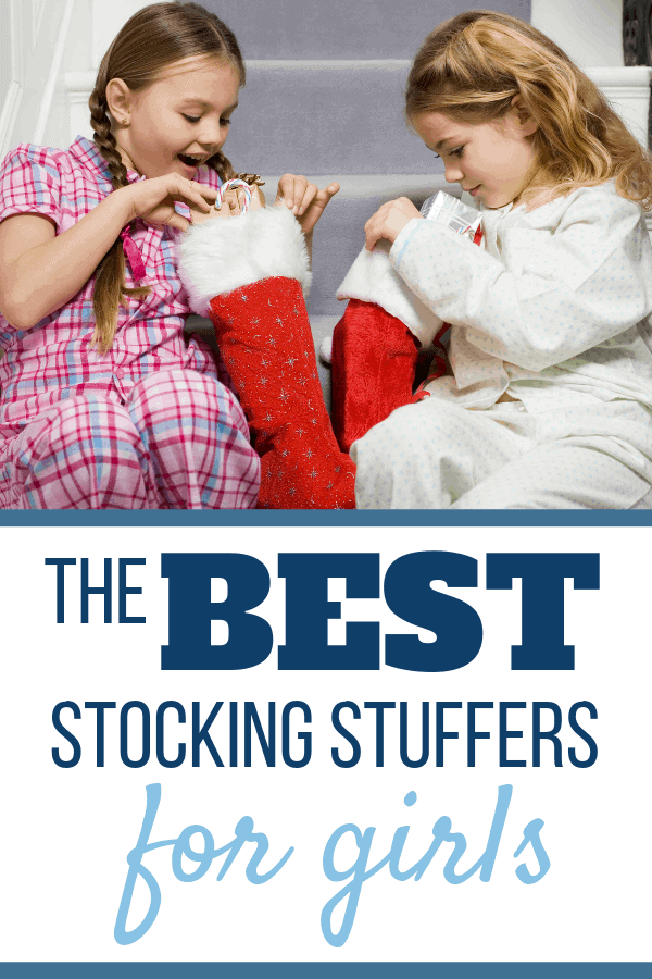 Stocking Stuffer Ideas for girls ages 6-10