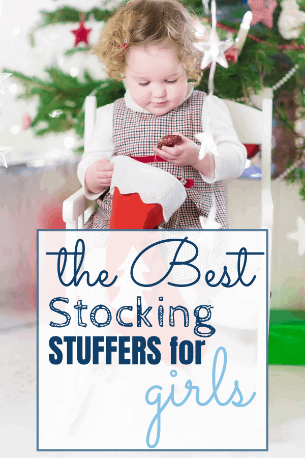 Stocking Stuffers for Girls ages 6-10