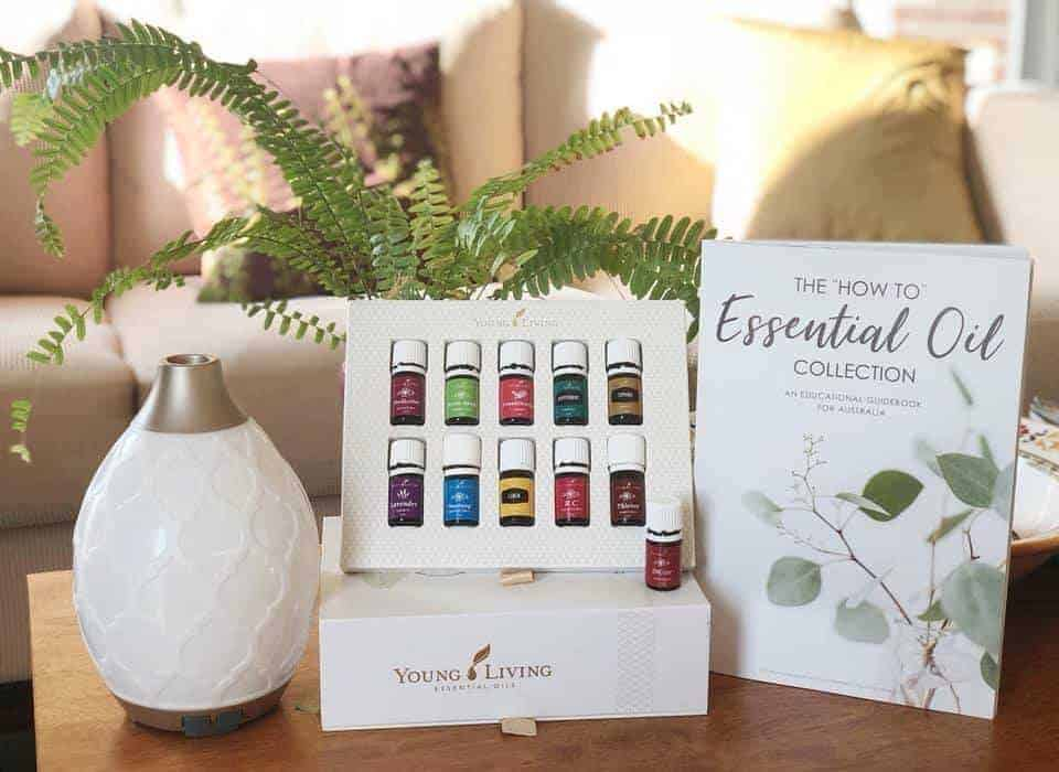 Gift Guide for Essential Oils - Sweet Humble Home
