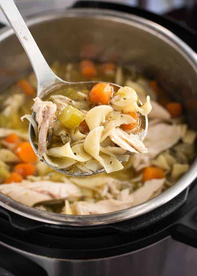 Family Favorite Instant Pot Recipes for Chicken - Sweet Humble Home