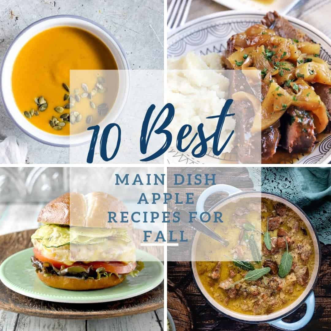 10 Best Main Dish Apple Recipes