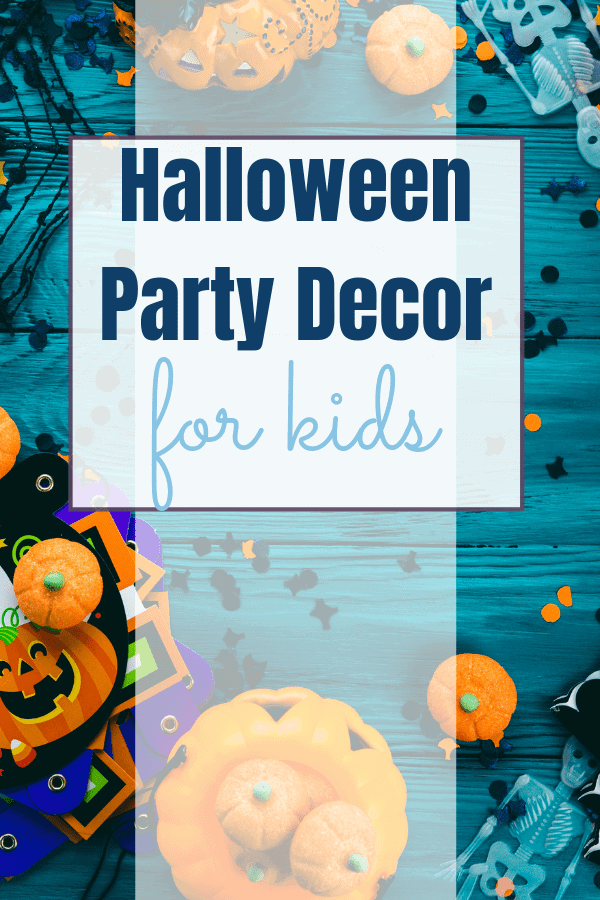 Halloween Kids Party decor that keeps the fun in the party and leaves the gore behind! Find Halloween Kids Party Decor, Halloween Kids Party Food, and Halloween Kids Party activities all in one place! - Sweet Humble Home #halloween, #halloweenkidsparty, #halloweenkidspartydecor, #halloweenkidspartyactivities