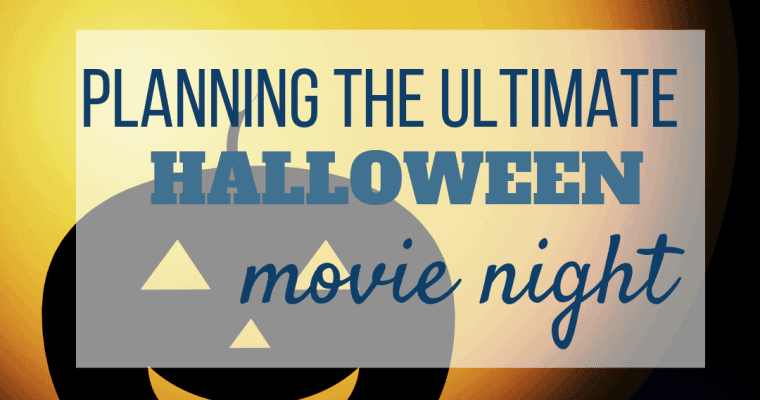 Ultimate Halloween Movie Night for Kids