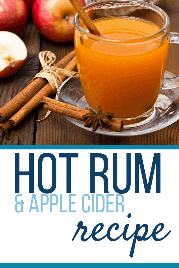 Looking for the easiest and tastiest Hot Apple Cider (Spiked with Rum) recipe? I've got you covered. No matter how you serve it (I like #3 the best), guests will love this homemade mulled hot apple cider recipe better than any other! Put it in the pot on the stove - in the crock pot - just make it warm and serve it up! #hotapplecider, #ciderbar, #howtoapplecider, #easyhotapplecider, #spikedcider