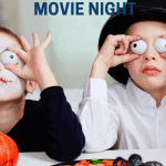 How to Plan a Halloween Movie Night