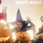 Planning a Halloween Movie Night for Kids