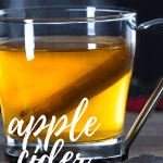 Hot Apple Cider Spiked with Rum recipe - Sweet Humble Home