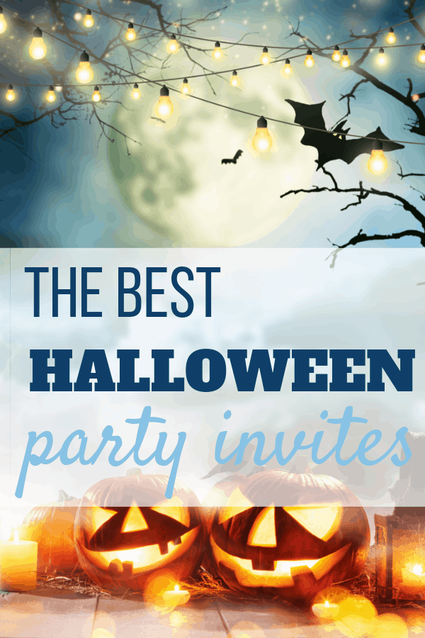 Looking for Halloween Party Invitations? I've gathered the best Etsy has to offer with the wording all figured out for you! These are the best of the best printable, digital, downloadable, and unique custom invitations you'll find! Make it easy to plan your party with these Halloween Party Invitations! #halloween, #halloweenparty, #invitations, #custominvites, #halloweenpartyforkids, #halloweenpartyforadults,