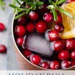 12 different cocktails spiked with rum for the holidays