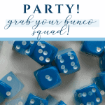 Planning a bunco party - Sweet Humble Home
