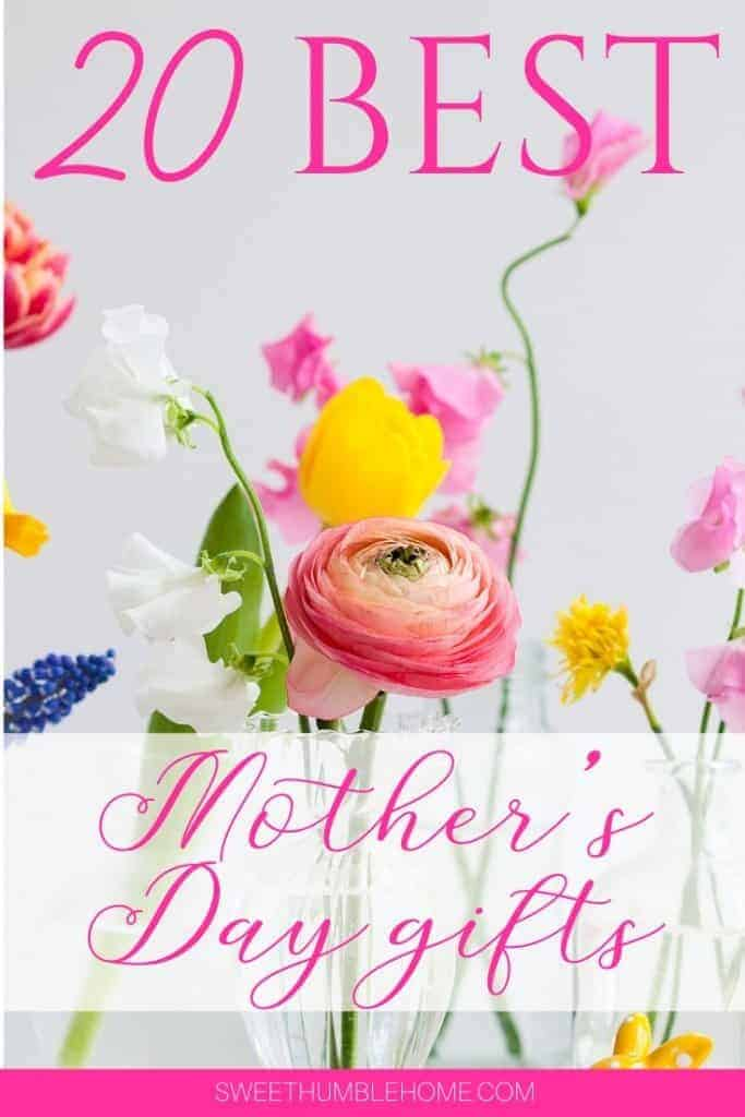 Top 20 Best Gifts for Mom - Sweet Humble Home