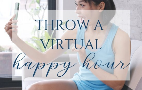 Virtual Happy Hour (5 Easy Steps)