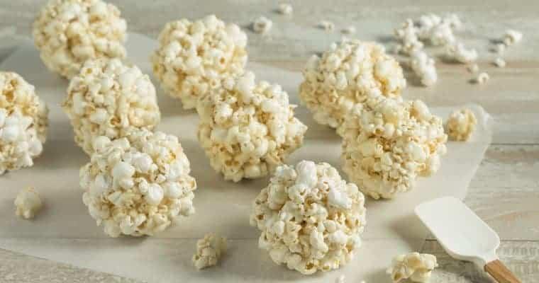 Old Fashioned Popcorn Ball Recipe