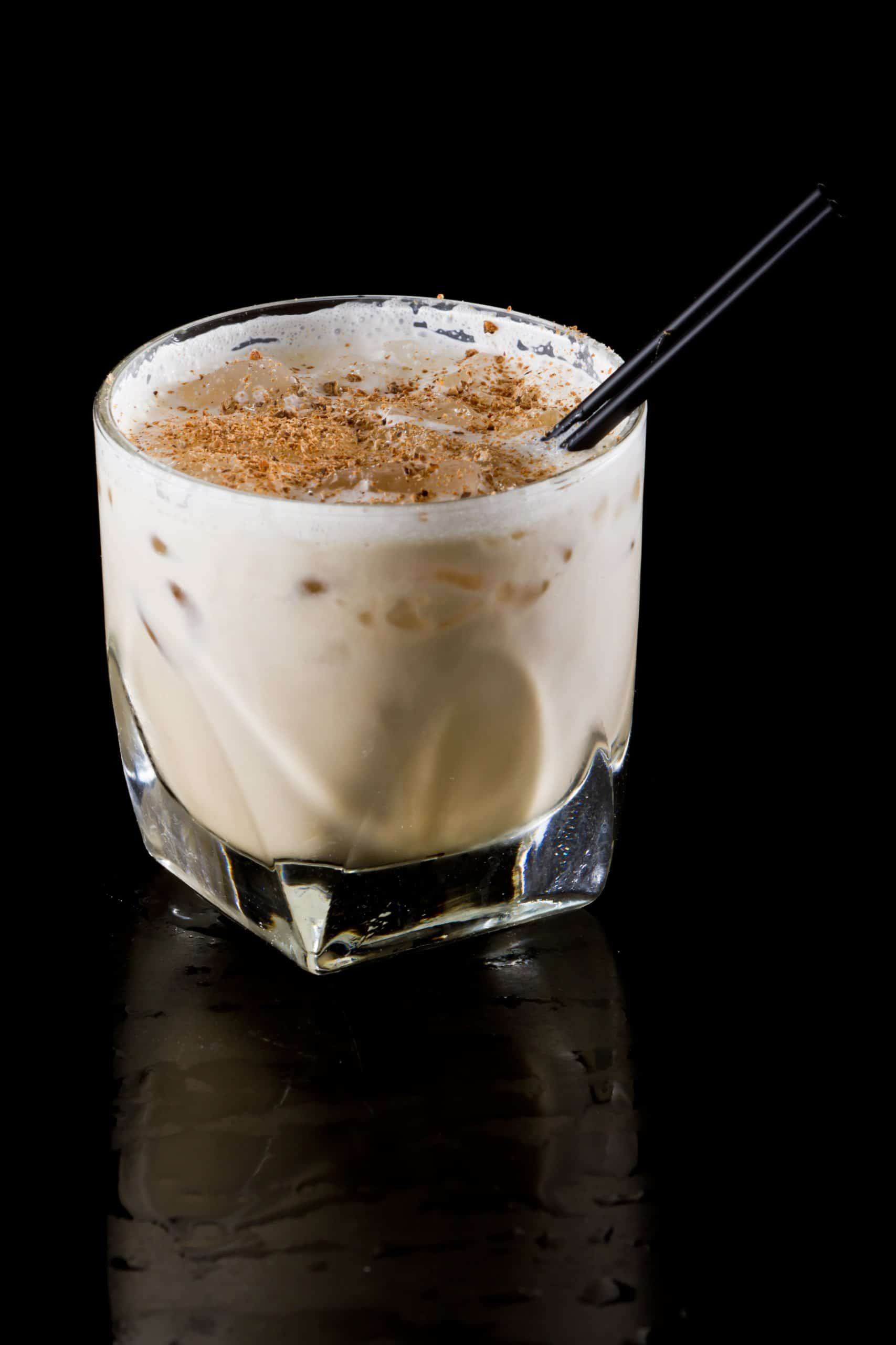 Classic Brandy Alexander Cocktail