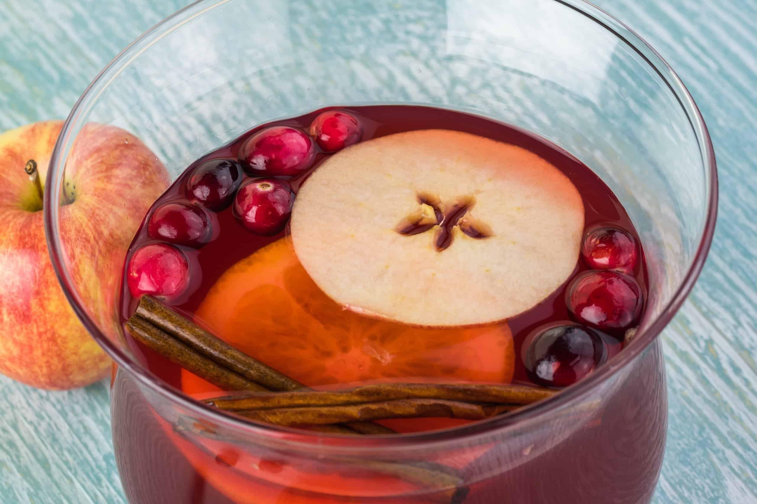 Brandy Apple Punch