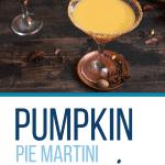 How to: Pumpkin pie martini recipe