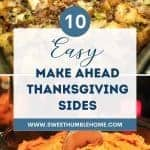 Recipes for 10 of the best Thanksgiving sides.