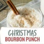 How to make Christmas Snow Punch