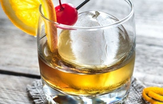 Brandy Old Fashioned Cocktail