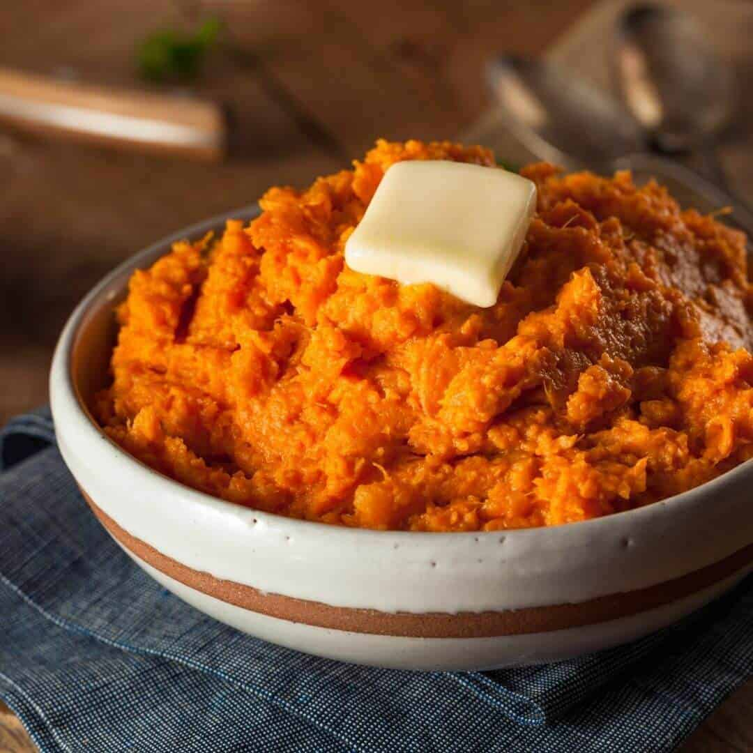 Easy Make Ahead Thanksgiving Sweet Potatoes