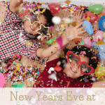 Planning a New Years Eve party at home with family - tips