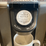#sponsored - How to use Cask & Kettle boozy kcups.
