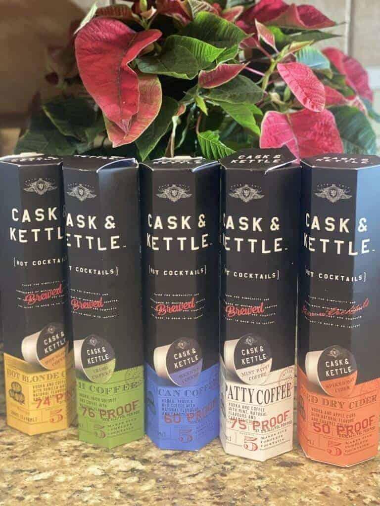 #sponsored How to make Cask & Kettle cocktails