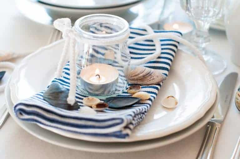 Nautical Table Decor